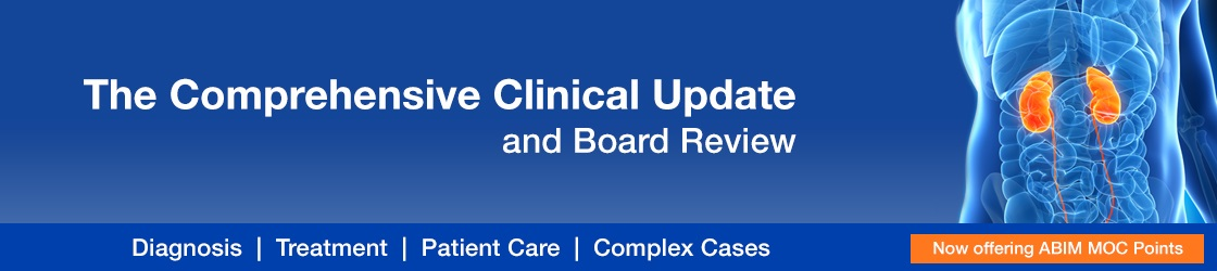Harvard CME | Intensive Review of Nephrology